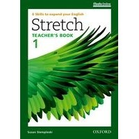 Stretch Level 1 Teacher's Book with Online iTools