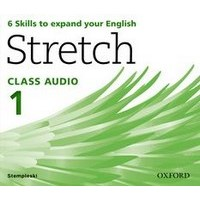 Stretch Level 1 Class Audio CDs (2)