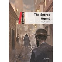 Dominoes: 2nd Edition Level 3 (1000 Headwords) Secret Agent, The MP3 Pack
