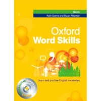 Oxford Word Skills Basic Student Book + CD-ROM