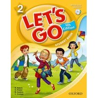 Let's Go 2 (4/E) Student Book + Audio CD Pack