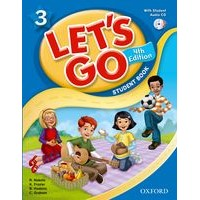 Let's Go 3 (4/E) Student Book + Audio CD Pack