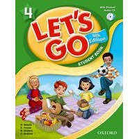 Let's Go 4 (4/E) Student Book + Audio CD Pack
