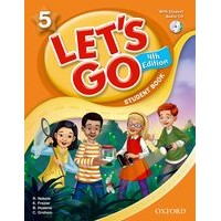 Let's Go 5 (4/E) Student Book + Audio CD Pack