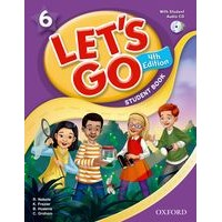 Let's Go 6 (4/E) Student Book + Audio CD Pack
