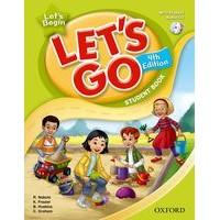 Let's Go Let's Begin (4/E) Student Book + Audio CD Pack