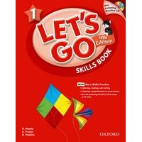 Let's Go 1 (4/E) Skills Book w/CD