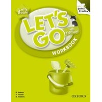 Let's Go Let's Begin (4/E) Workbook + Online Practice