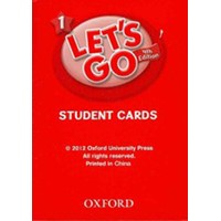 Let's Go 1 (4/E) Student Cards (205)