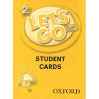 Let's Go 2 (4/E) Student Cards (197)
