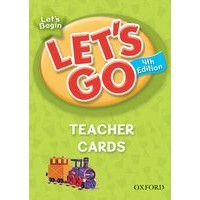 Let's Go Let's Begin (4/E) Teacher Cards (161)