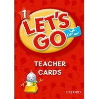Let's Go 1 (4/E) Teacher Cards (205)