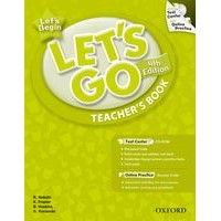Let's Go Let's Begin (4/E) Teacher's Book + Test Center Pack