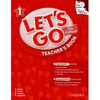 Let's Go 1 (4/E) Teacher's Book + Test Center Pack
