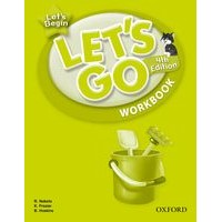 Let's Go Let's Begin (4/E) Workbook