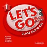 Let's Go 1 (4/E) Class Audio CDs (2)