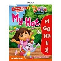 Reading Stars 1 Dora Phonics My Hat Pack