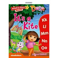 Reading Stars 1 Dora Phonics Its A Kite Pack