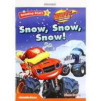 Reading Stars 1 Blaze Snow Snow Snow Pack