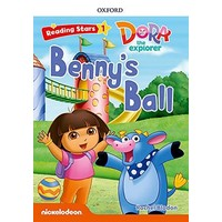 Reading Stars 1 Dora The Explorer Bennys Ball Pack