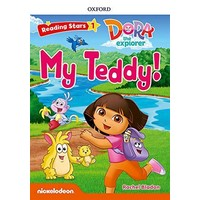 Reading Stars 1 Dora The Explorer My Teddy Pack