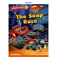 Reading Stars 1 Blaze The Soap Race Pack