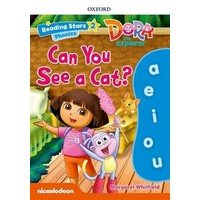 Reading Stars 2 Dora Phonics See A Cat Pack