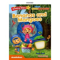 Reading Stars 1 Team Umi Bananas And Mangoes Pack