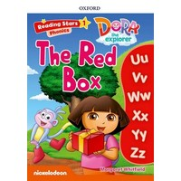 Reading Stars 1 Dora Phonics The Red Box Pack