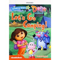 Reading Stars 2 Dora The Explorer Lets Go Camping Pack