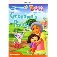 Reading Stars 2 Dora The Explorer Grandmas Party Pack