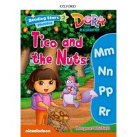 Reading Stars 2 Dora Phonics Tico And The Nuts Pack