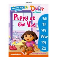Reading Stars 2 Dora Phonics Puppy At The Vet Pack