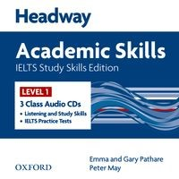 Headway Academic Skills: IELTS Study Skills Edition  Class Audio CD's (3)