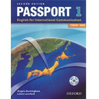Passport 1 (2/E) Student Book + CD