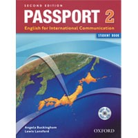 Passport 2 (2/E) Student Book + CD