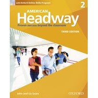 American Headway 2 (3/E) Student Book with Oxford Online Skills