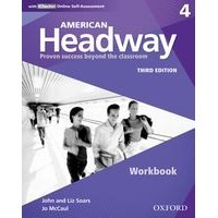 American Headway 4 (3/E) Workbook with iChecker