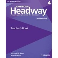 American Headway 4 (3/E) Teacher's Book