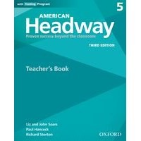 American Headway 5 (3/E) Teacher's Book