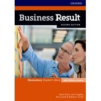 Business Result Elementary 2nd edition Student's Book and Online Practice Pack
