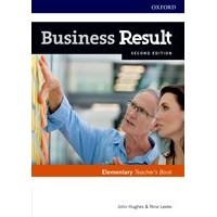 Business Result Elementary 2nd edition Teacher's Book with DVD Pack