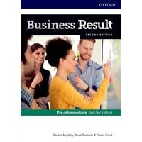 Business Result Pre-Intermediate 2nd edition Teacher's Book with DVD Pack