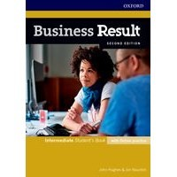 Business Result Intermediate 2nd edition Student's Book and Online Practice Pack