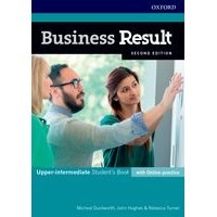 Business Result Upper-Intermediate 2nd Edition Student's Book + Online Practice