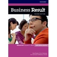 Business Result Advanced 2nd Edition Student's Book with Online Practice Pack