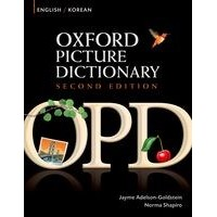 The Oxford Picture Dictionary (2/E) English-Korean
