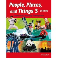 People Places and Things Listen 3 SB