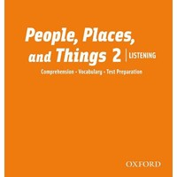 People Places and Things Listen 2 CD (2)