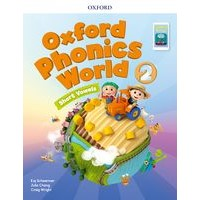 Oxford Phonics World Refresh version Level2 Student Book with APP